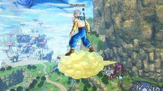 nube Kinton en Dragon Ball Xenoverse 2