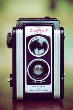 Kodak Duaflex II #vintage #camera