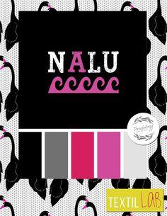 'Nalu Swimwear' por #ThaliaMontessoro ofrece una línea de trajes de baño con diseños únicos, dinámicos y muy actuales. #textillab #diseño #swimwear #nalu Nalu, Artwork, Movie Posters, Swimsuits, Work Of Art, Auguste Rodin Artwork, Film Poster, Artworks, Billboard