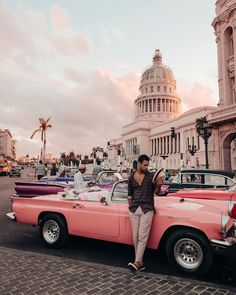 76K 個讚好,1,490 則回應 - Instagram 上的 Jordan Taylor Wright(@taylorcutfilms):「 Magic hour in Cuba, exploring the streets of Old Havana listening to the sounds of 1950's cars… 」