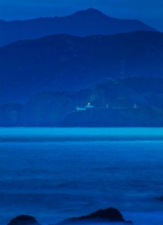 Blue Hour!!! by Jim Ross