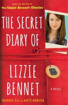 The Secret Diary of Lizzie Bennet de Bernie Su & Kate Rorick - The Secret Diary of Lizzie Bennet, nace del éxito del videoblog The Lizzie Bennet Diaries. Tuvo una gran aceptación y decidieron que un libro sería un buen complemento de esa historia,  - Continúa... -  http://warmisunquausten.blogspot.com.es/2014/10/resena-70-secret-diary-of-lizzie-bennet.html