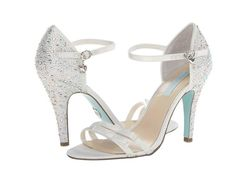Blue by Betsey Johnson Bow - Shoes Post