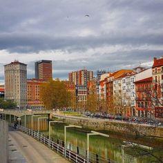 Bilbao (Basque Country).