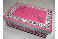 A great way to turn your Bar Bat Mitzvah invitation into a keepsake.