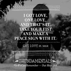 Thundamentals Music Lyrics, Music Is Life, First Love, Musicals, Bands, Peace, Movies, Movie Posters, Lyrics