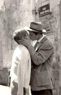 Jean Seberg & Jean Paul Belmondo. °