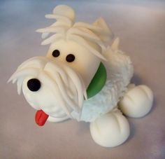 Scotty Dog By FreshBaked on CakeCentral.com