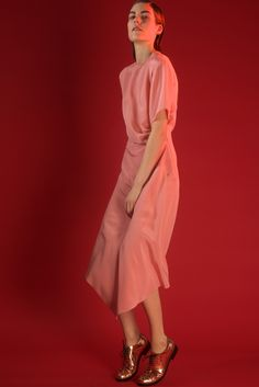 Cédric Charlier - Pre-Fall 2015 - Look 21 of 23