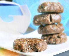 healthy peanut butter cookie dough cookies