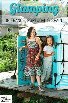Glamping Europe: Unique Camping Options in France, Portugal and Spain with Yelloh! Village | The Travel Tester