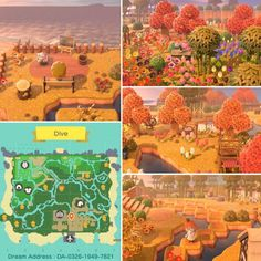 Animal Crossing Wild World, Animal Crossing Guide, Animal Crossing Pocket Camp, Island Map, First Humans, New Leaf, Cute Crafts, Fire Emblem, Dream Code