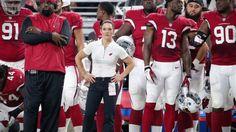http://heysport.biz/ First female NFL coach speaks on being a trailblazer