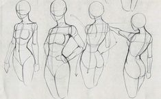 sketches female