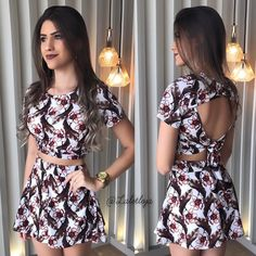 Ropa de mujer в 2019 г. Fiesta Outfit, School Fashion, Refashion, Summer Outfits, Beachwear, Girly, Short Sleeve Dresses, Glamour, Plus Size