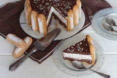 Charlotte au chocolat et à la noix de coco | Contes et Délices