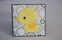 Splish Splash Mini Cards by Jennisattic on Etsy, $4.00