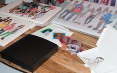 Op canvas, in boekvorm, digitaal op cd