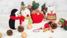 Festive Creatures By Julie Richards Header
