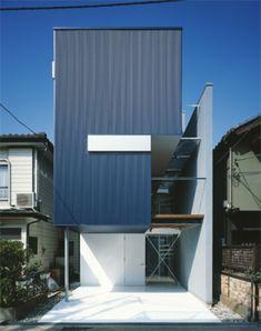 Mi-1 house/ CHROMA: Akira Sakamoto