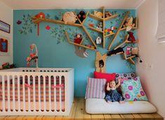 Árvore-estante Oba! Arquitetura / NaToca revista online www.natocadesign.com.br