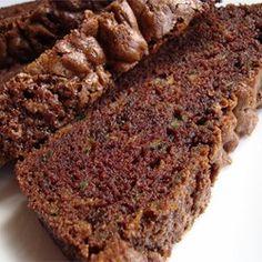 Chocolate Zucchini Bread I Allrecipes.com