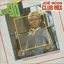 45cat - The Barry Gray Orchestra - Joe 90 ('86 Dance Mix) / Captain Scarlet Theme - PRT - UK - 7 PX 354