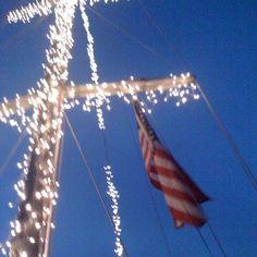 lighted boat parade December 2nd
