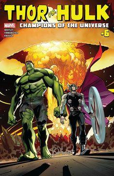 Thor • Hulk