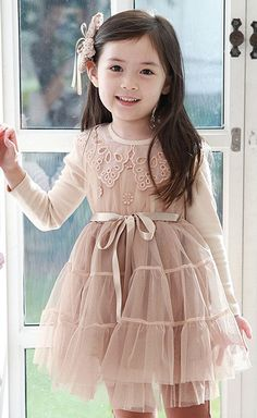 Adorable tulle dress