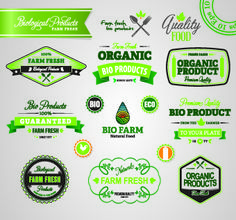 Organic Food Logo Organic gardening the correct way farmersme.com/blog