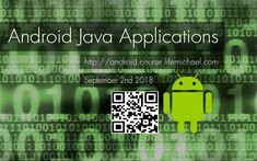 On September 2nd we will start our Android course! 90 academic hours in 18 meetings. More information at https://loom.ly/OlKR_NU #programming #android