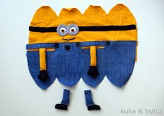 kuka and bubu: Minion