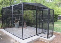 Learn how to build an outdoor aviary with these tips! yourbirdaviary.com #howtobuildanaviary