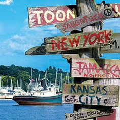 3. Saugatuck, Michigan - America's Happiest Seaside Towns 2014 - Coastal Living   Saugatuck is South of Holland.  Looks cute!