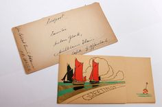 Jersey UK Resistance stole German Soldiers' Christmas cards, now being delivered to their families.