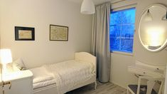Single room Apple Hill with winter view Villa, Rooms, Apple, Bed, Winter, Furniture, Home Decor, Bedrooms, Apple Fruit