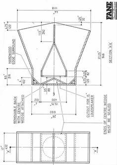 88 Best DIY Horn/Speaker plans images in 2018   Horn speakers