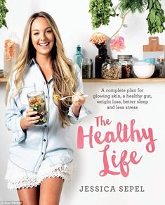 Booktopia has The Healthy Life, A Complete Plan for Glowing Skin, a Healthy Gut, Weight Loss, Better Sleep and Less Stress by Jessica Sepel. Buy a discounted Paperback of The Healthy Life online from Australia's leading online bookstore. Healthy Weight, Healthy Tips, Healthy Recipes, Healthy Dishes, Snack Recipes, The Skinny Confidential, Spiced Cauliflower, Cauliflower Salad, Healthy Chocolate Chip Cookies