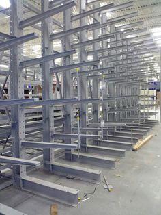 Cantilever Rack Bays at SJF.com
