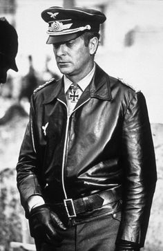 """Michael Caine in """"The Eagle Has Landed"""" directed by John Sturges. Based on the best-selling novel by Jack Higgins. Guess The Movie, Movie Tv, Caine Michael, 1970s Movies, Westerns, War Film, Old Movie Stars, Hollywood Actor, Film Stills"""