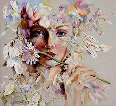 цветы жизни от Wendy Ng