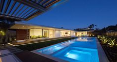 McElroy Residence, Ehrlich Architects