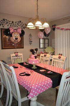Great idea for Mickey theme