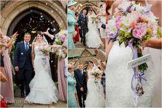 Summer pastel brides bouquet, wedding flowers by www.wildandwondrousflowers.co.uk