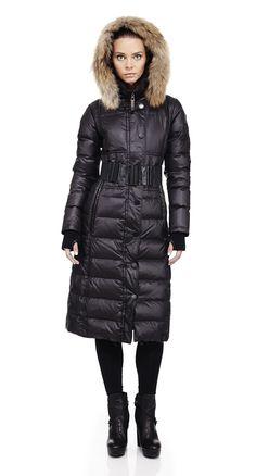 Rudsak Winter jacket- Genie 8113935 in black | espace miX miX