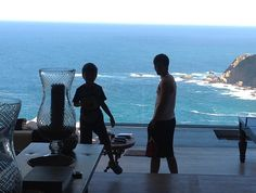 Love my boys and our view Love My Boys, My Love, Knysna, African, Holiday, My Boo, Vacations, Holidays, Vacation