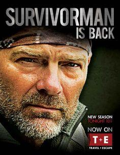 Survivorman shows