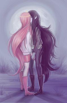 Bubbline Kiss by kumn.deviantart.com on @deviantART