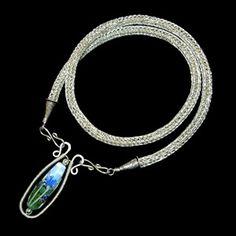 viking knit jewelry - Google Search